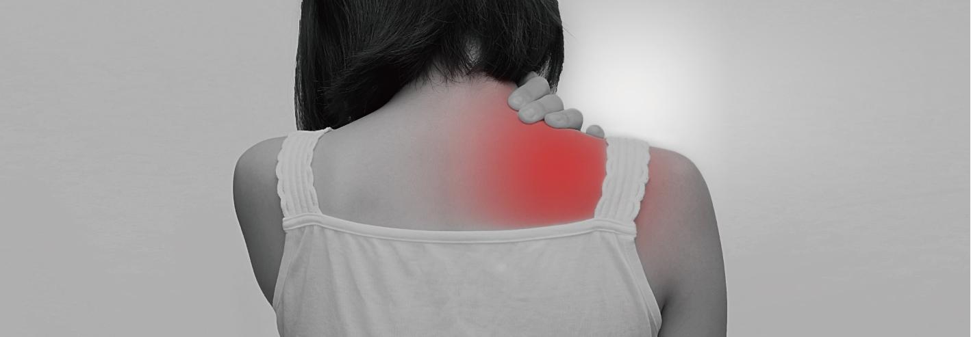 慢性首・肩コリ緩和