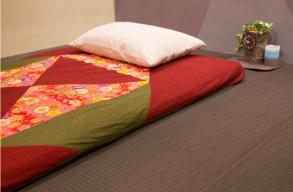 落ち着いた和式スタイルの個室スペース(歌舞伎町店)